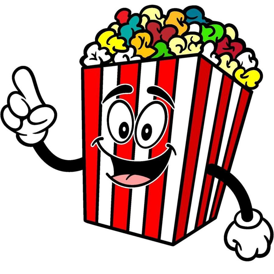 900x900 Fizzy Drinks Popcorn Kettle Corn Caramel Corn Clip Art