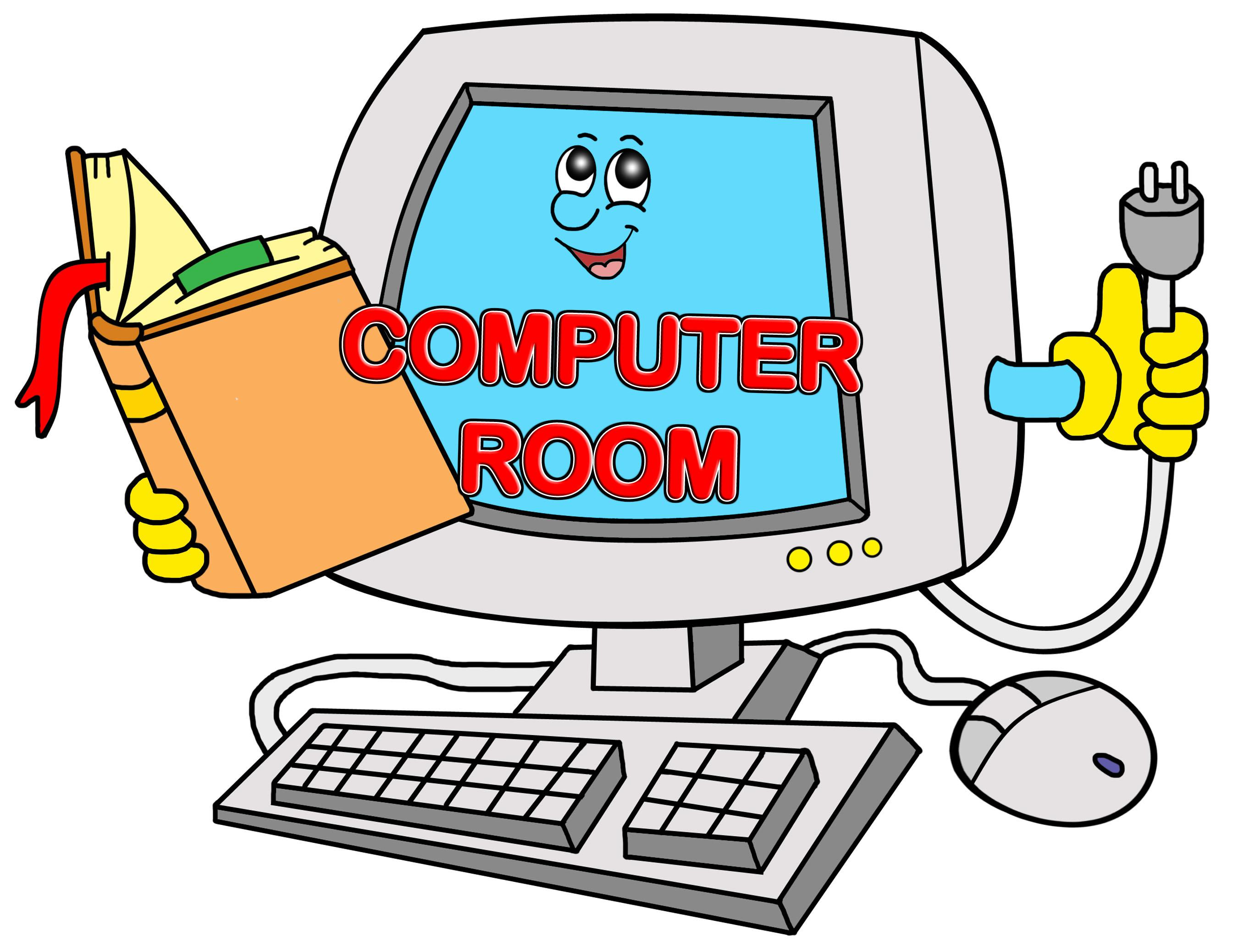 2700x2076 Image Of Computer Lab Clipart
