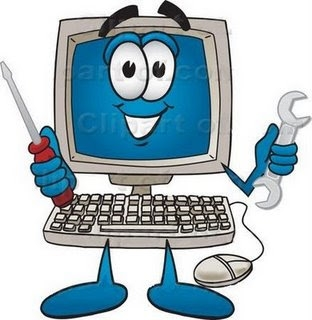 312x320 Collection Of Computer Genius Clipart High Quality, Free