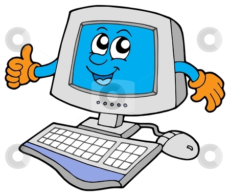 450x383 Computer Clipart Happy Computer Clipart Space Clipart