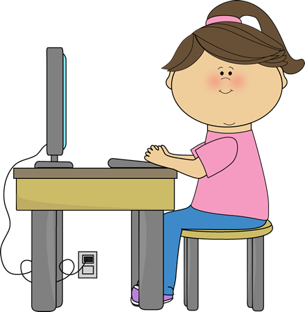 440x450 Image Of Computer Lab Clipart