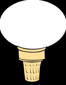 230x297 Cone Clip Art