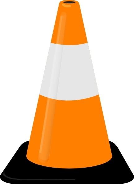 432x594 Cone Clipart Traffic Cone Clip Art Free Vector In Open Office