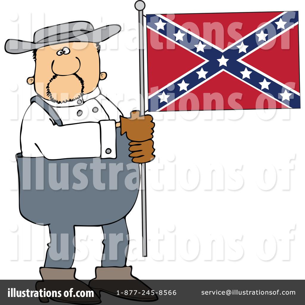 1024x1024 Confederate Flag Clipart