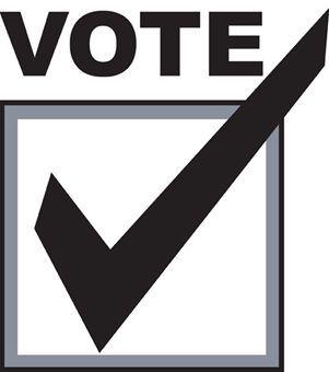 301x340 Pretty Free Voting Clipart