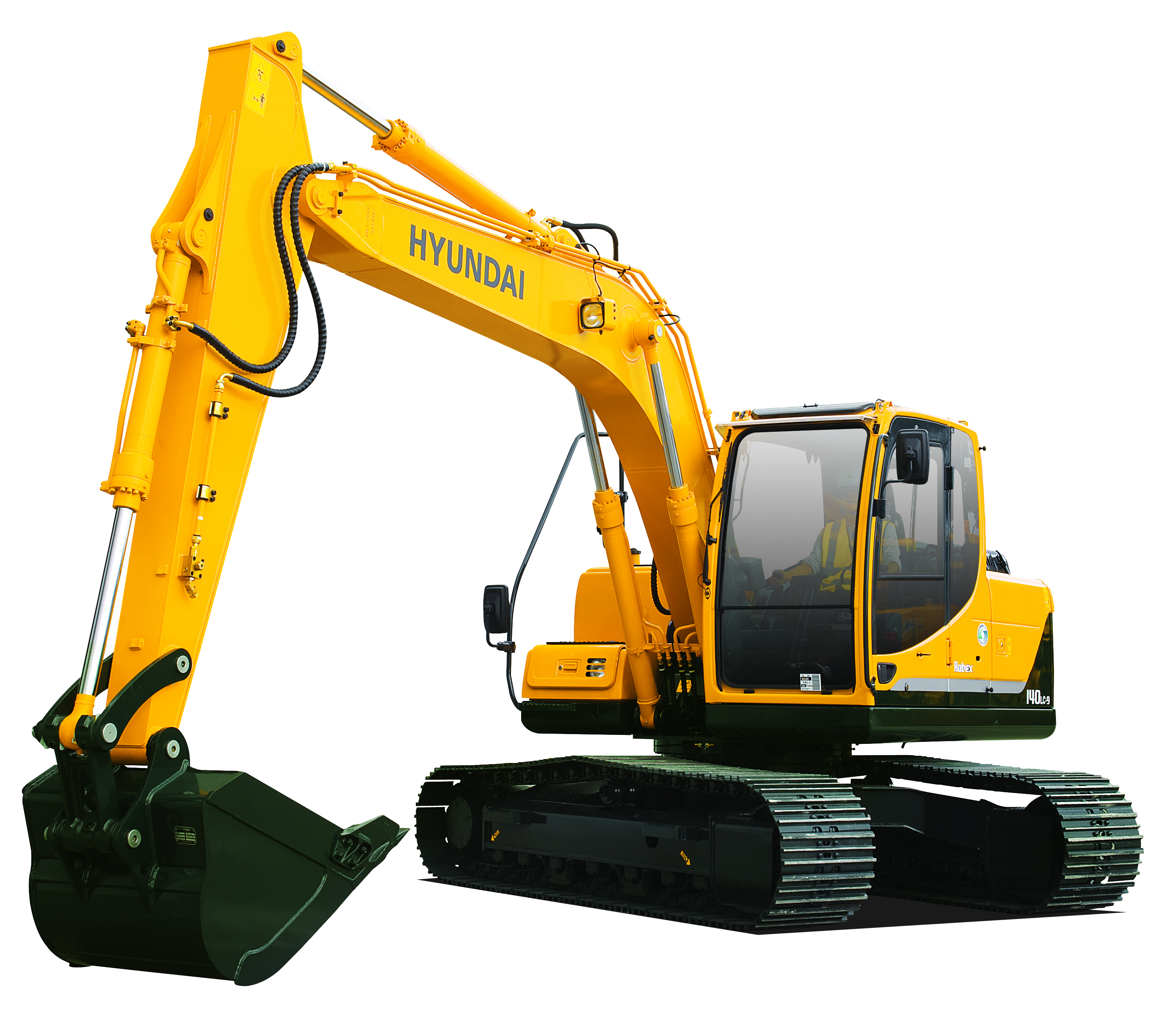 Construction Equipment Clipart