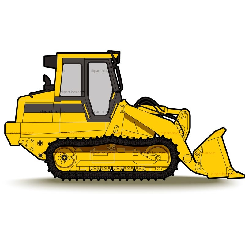 construction equipment clipart at getdrawings com free for rh getdrawings com bulldozer clipart black and white cartoon bulldozer clipart