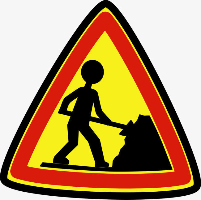 650x647 Construction Signs, Construction, Worker, Construction Site Png