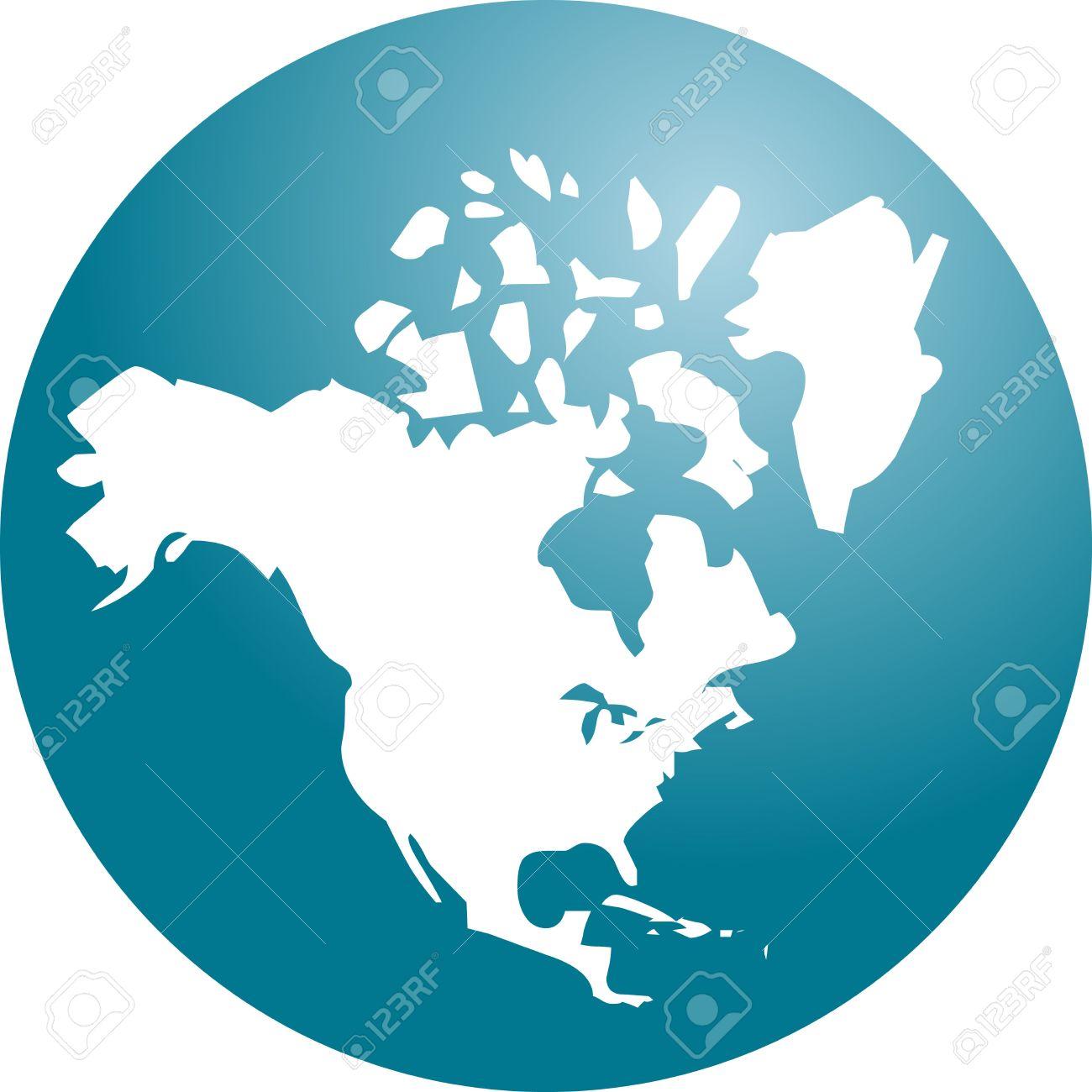 1300x1300 Continent Clipart International