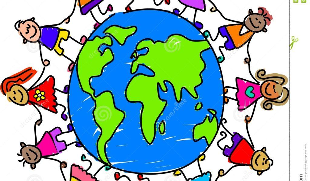 1024x600 Top 78 World Map Clip Art