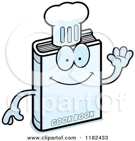 450x470 Royalty Free (Rf) Cook Book Clipart, Illustrations, Vector Graphics