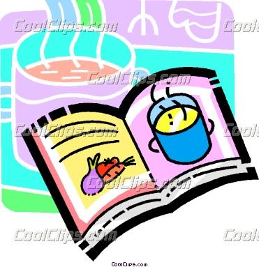 371x383 Cookbook Clip Art Free Clipart Panda