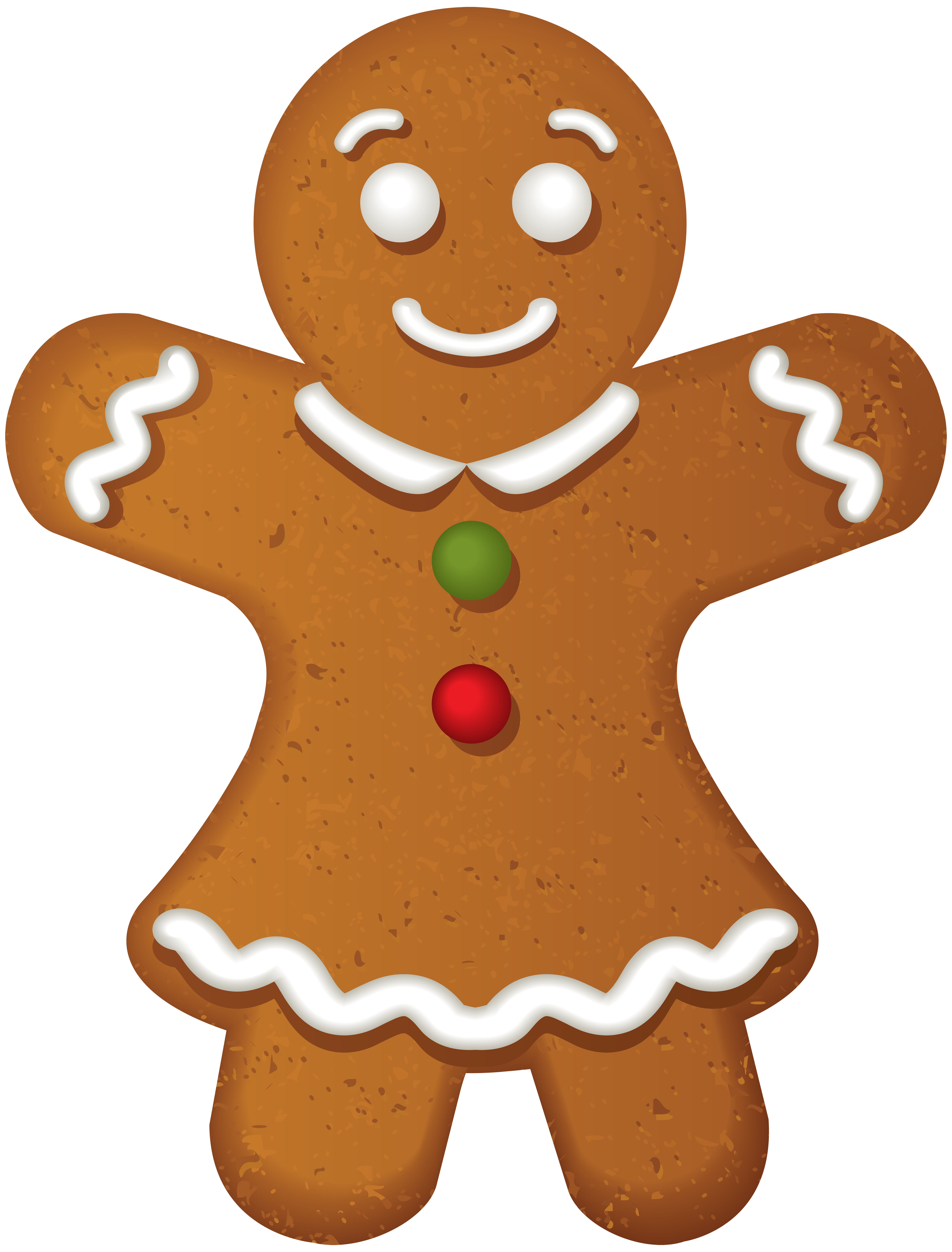 6082x8000 Gingerbread Girl Cookie Png Clip Artu200b Gallery Yopriceville