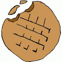 216x216 Peanut Butter Cookie Clipart