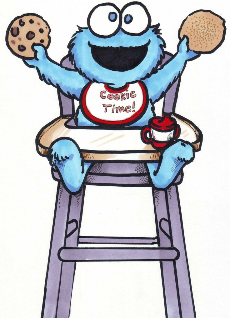 736x1017 Cookie Monster Clipart