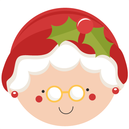 432x432 Collection Of Mrs Claus Cookie Clipart High Quality, Free