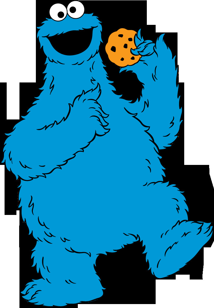 704x1016 Best Of Cookie Monster Clipart Cookie Monster Clip Art Sesame