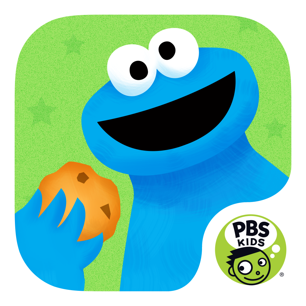 1024x1024 Cookie Monster's Challenge Mobile Downloads Pbs Kids