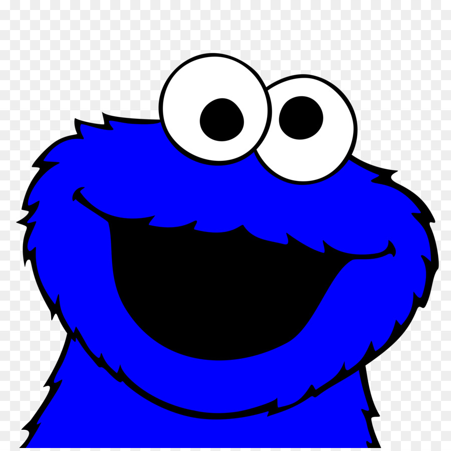 900x900 Cookie Monster Chocolate Chip Cookie Biscuits Clip Art