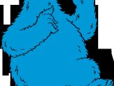 164x124 Best Of Cookie Monster Clipart Monster Clip Art Cartoon Free