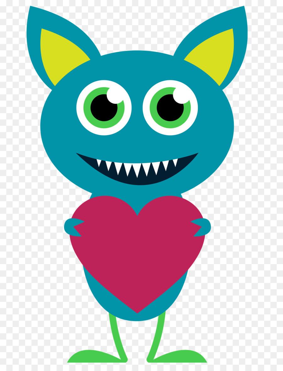 900x1180 Cookie Monster Frankenstein Valentines Day Clip Art