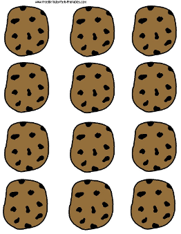 262x339 Cookie Monster Clipart Chocolate Biscuit