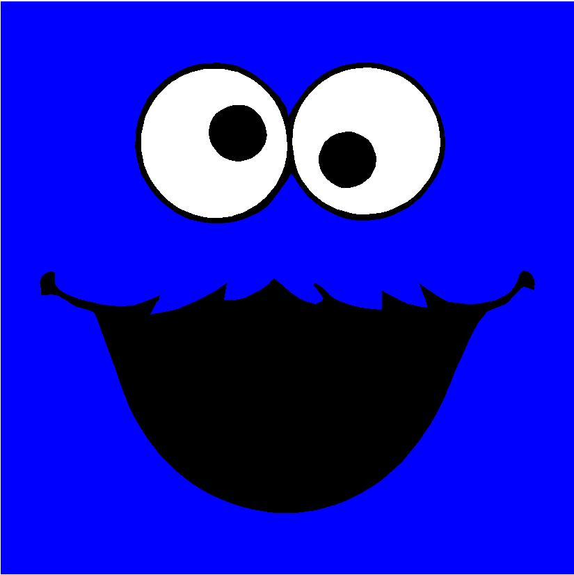 825x826 Cookie Monster Clip Art Clipart Free To Use Resource