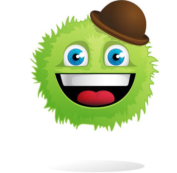 594x578 Cute Monster Clipart Vectors Download Free Vector Art Image
