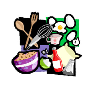 300x290 Free Clipart Kitchen Collection