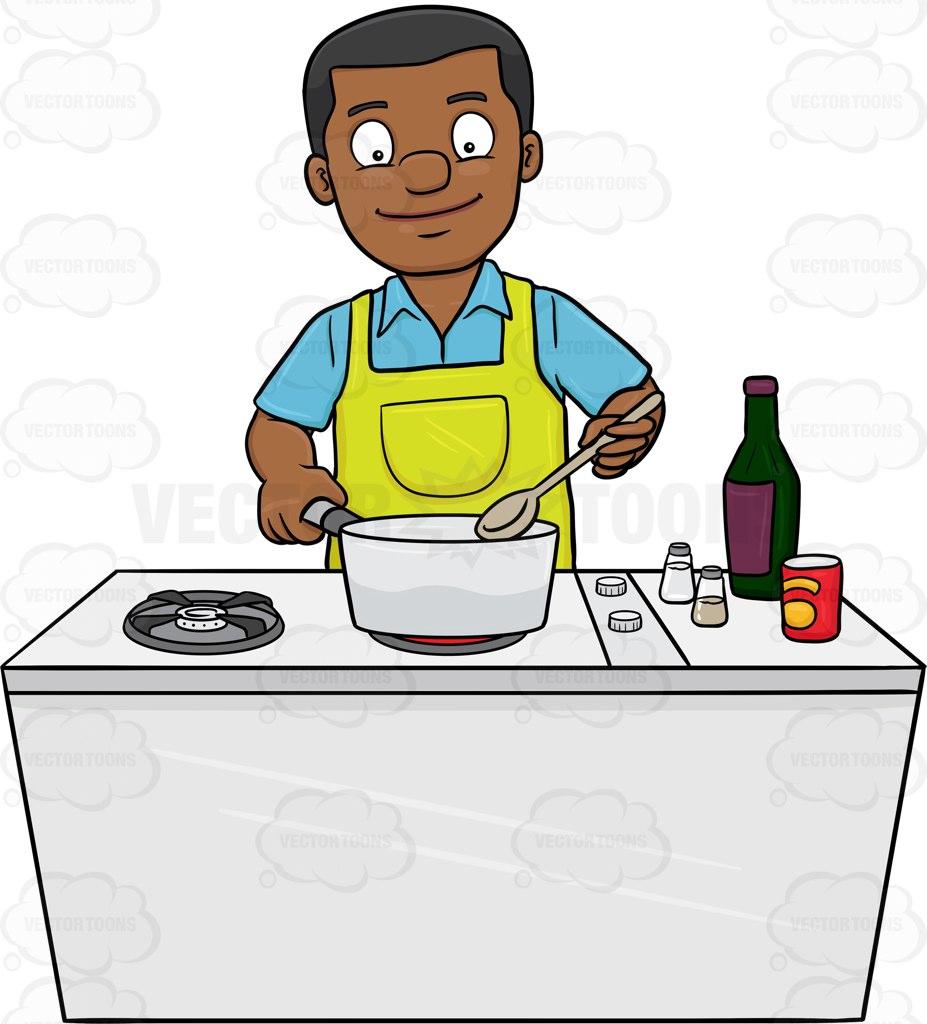 927x1024 Man Cooking Clipart 101 Clip Art
