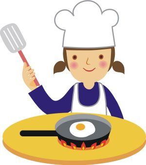 300x340 Children Cooking Clip Art Clipart Panda