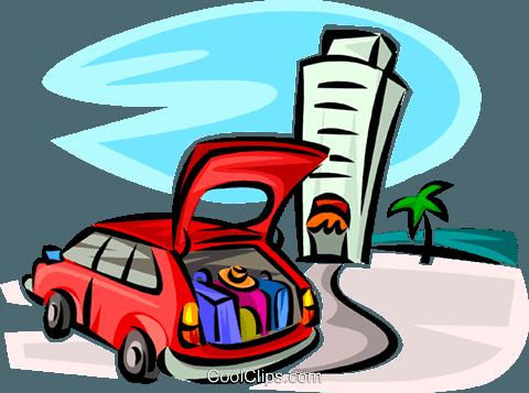 480x357 Car Full Of Luggage