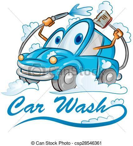 427x470 Elegant Car Wash Clipart Free