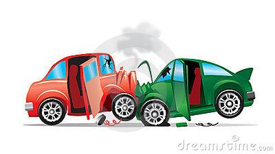 400x225 Car Crash Clipart