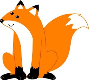 300x272 Cool Clipart Fox