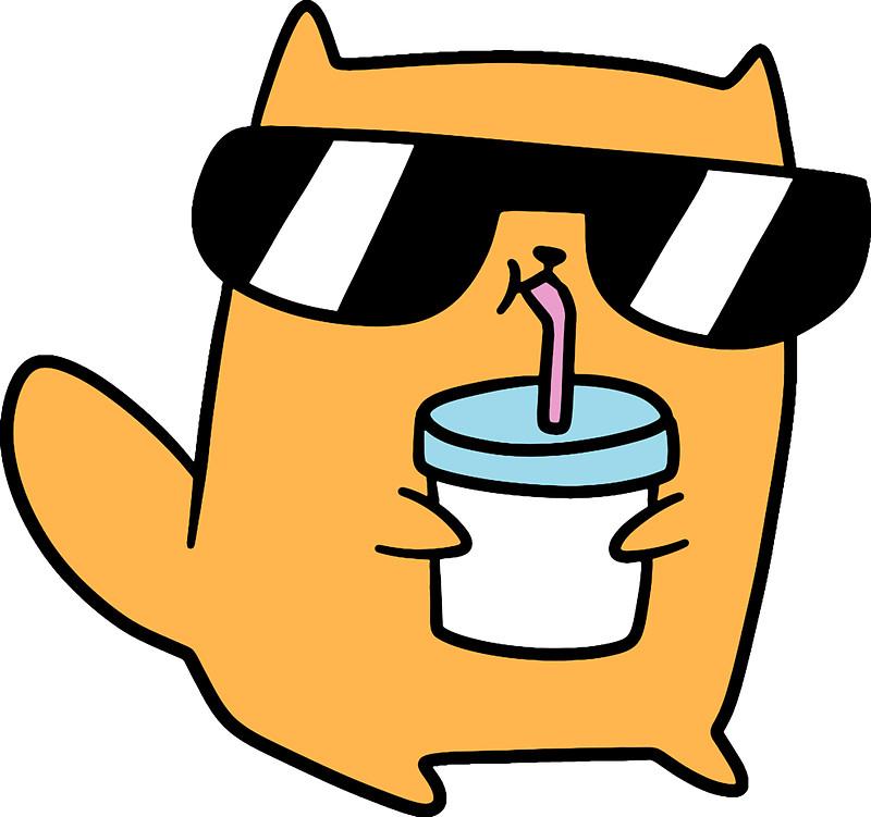 800x751 Cool Cat Clipart 25 Clip Art Magic