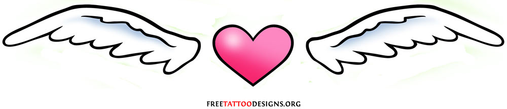 1000x215 Love Tattoo Clipart Cool
