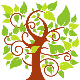 324x324 Clip Art Tree Designs Clipart With Trees