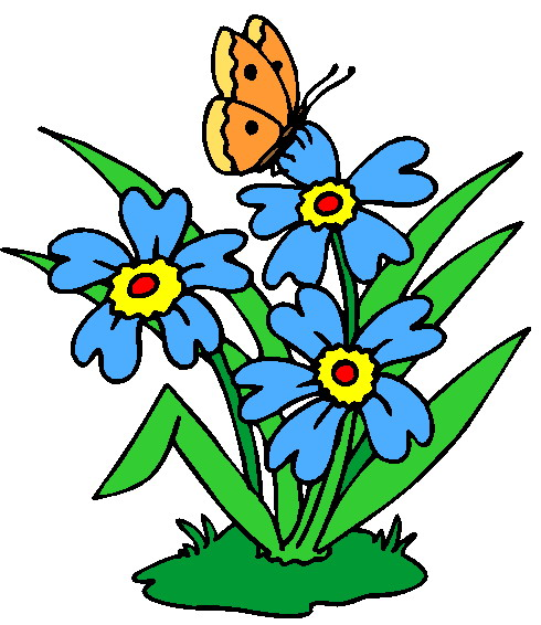 490x566 Flowers Clip Art Flowers And Plants