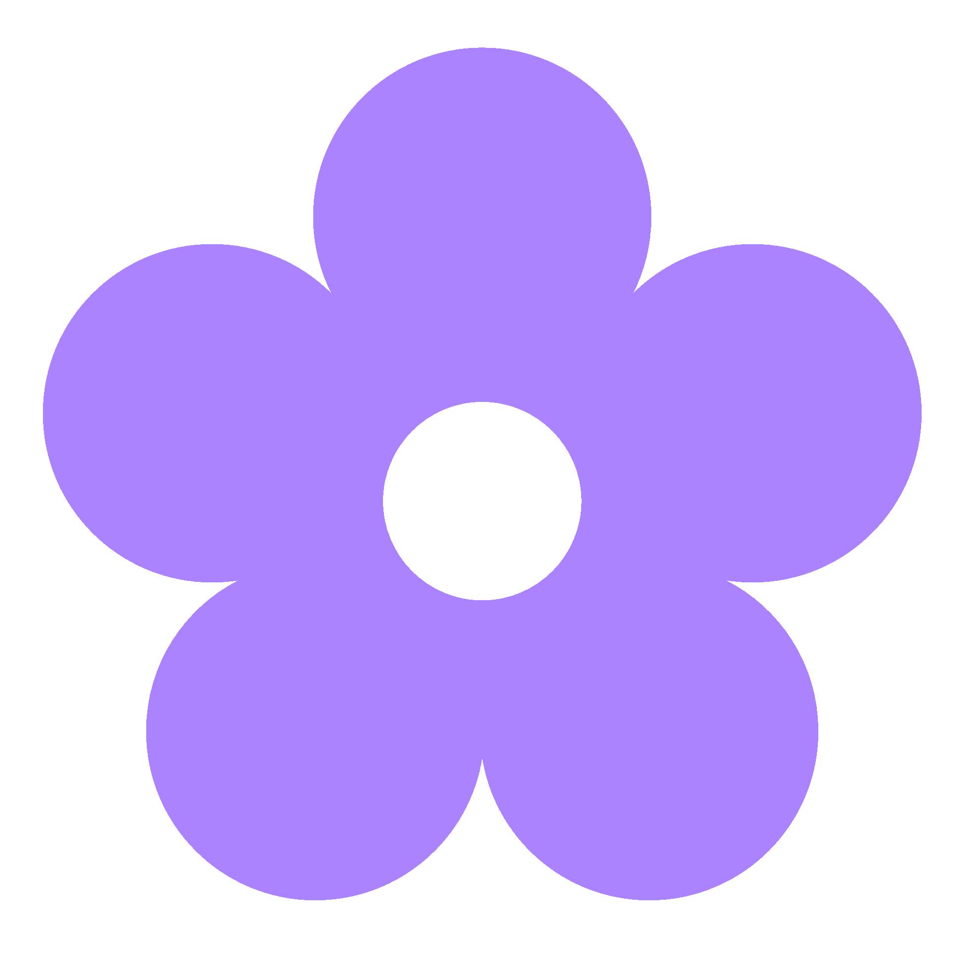 1969x1952 Purple Flower Clipart Clipartlook