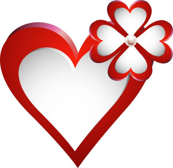 Cool Heart Clipart