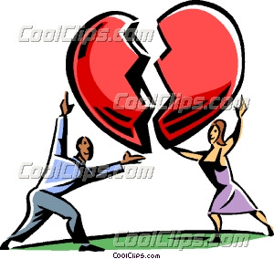 300x284 Couple Putting A Heart Back Together Clip Art