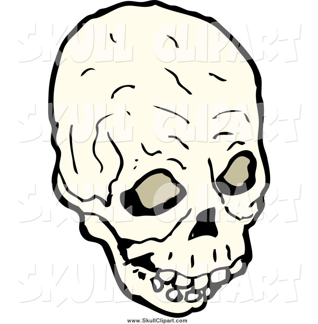 1024x1044 Vector Clip Art Of A Skull By Lineartestpilot