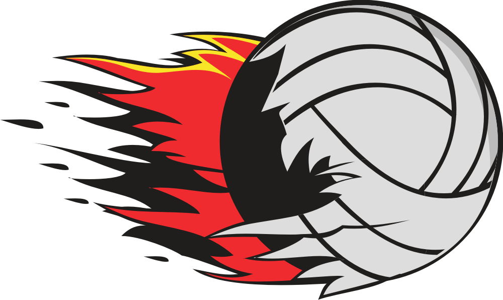 1000x596 Cool Clipart Volleyball