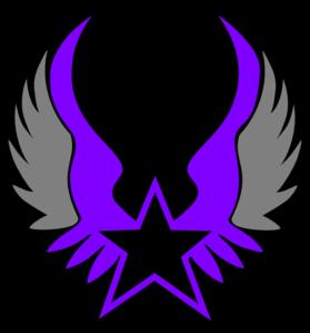 279x299 Red Star Emblem Clip Art