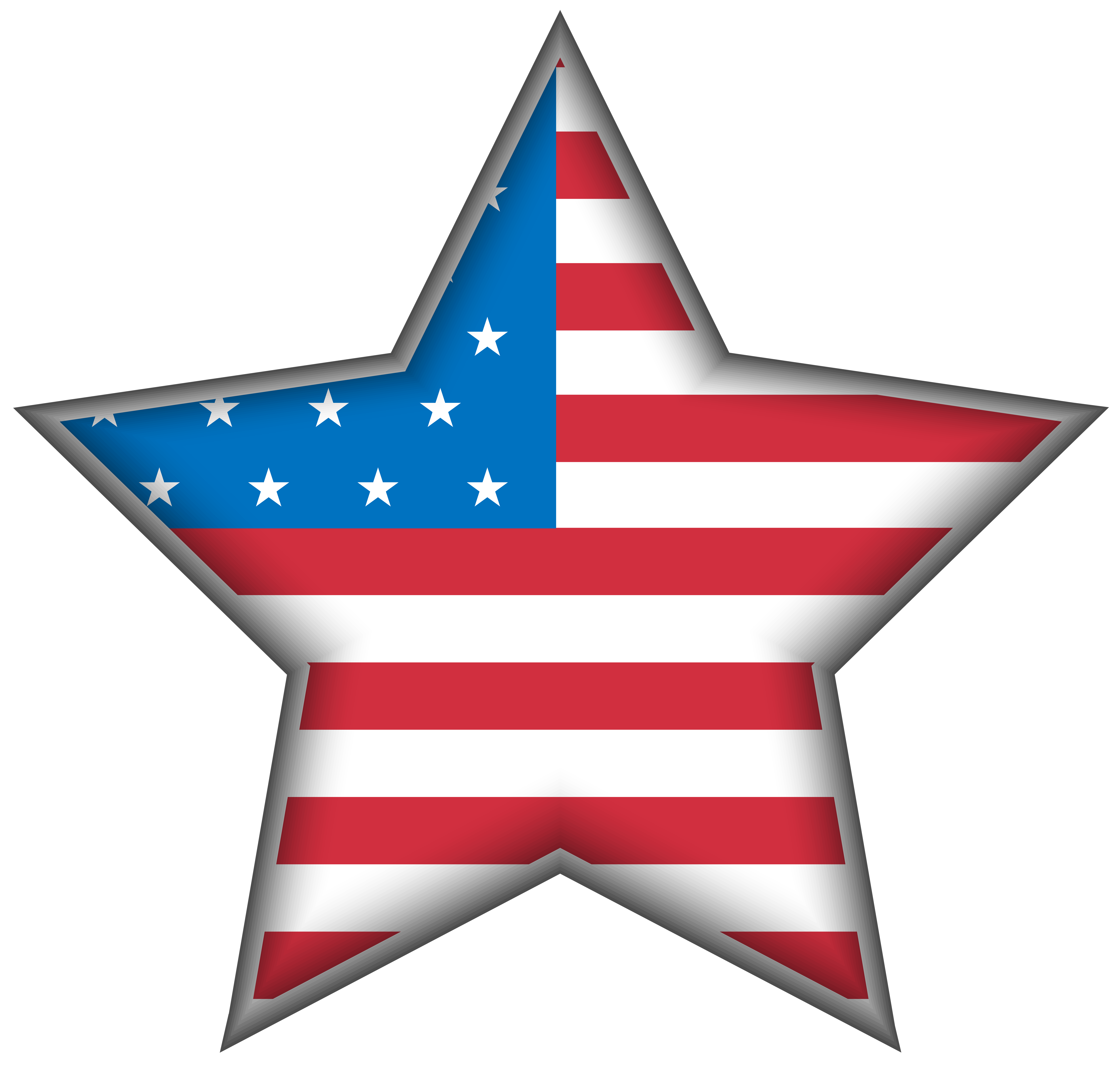 8000x7636 Collection Of Usa Stars Clipart High Quality, Free Cliparts