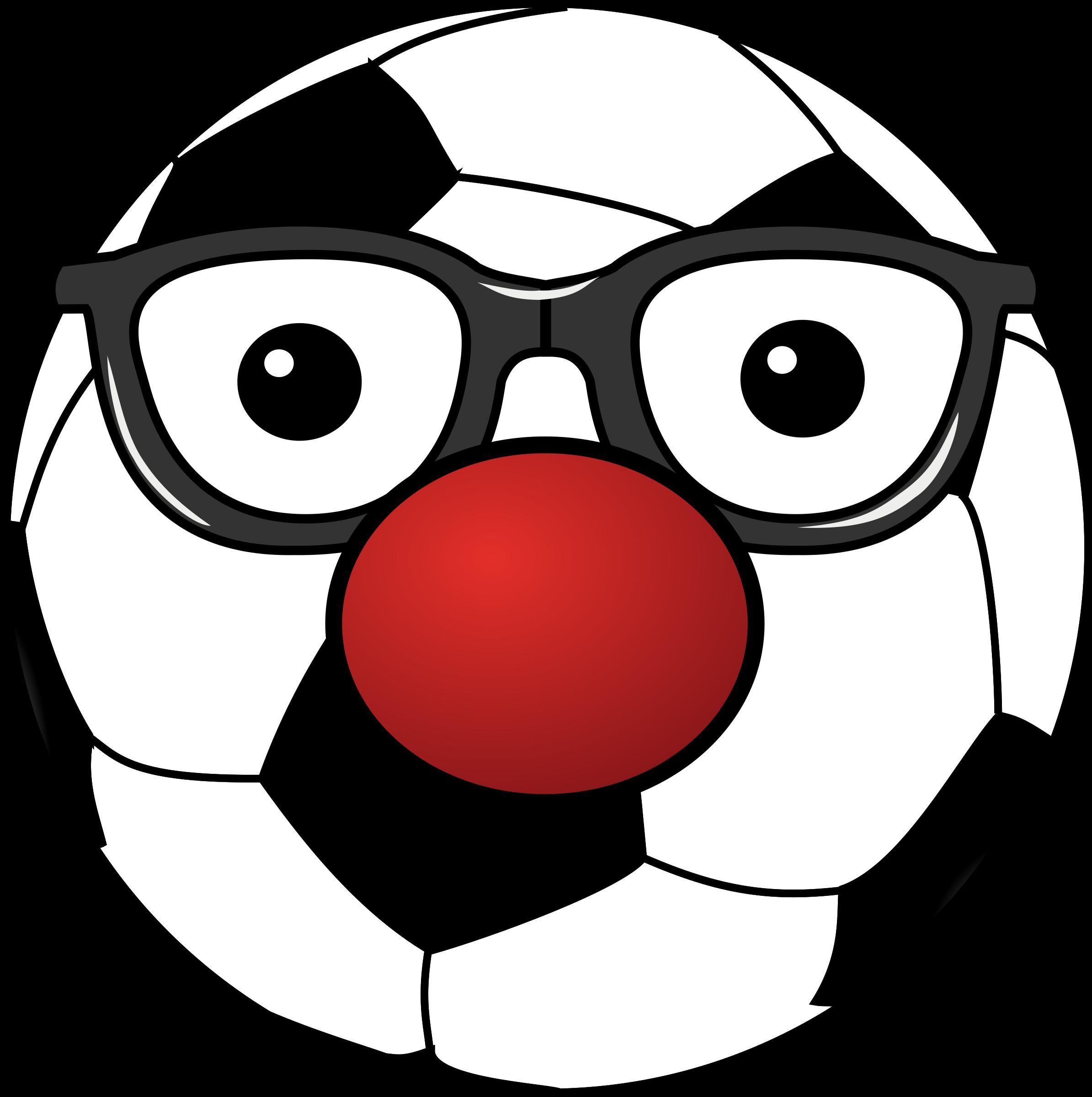2389x2400 Soccer Ball Black And White Clip Art