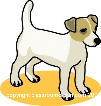 Coon Dog Clipart