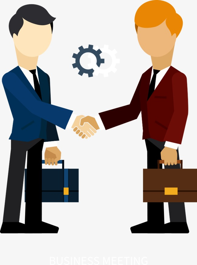 650x873 Business Cooperation, Cooperation, Character, Cartoon Characters