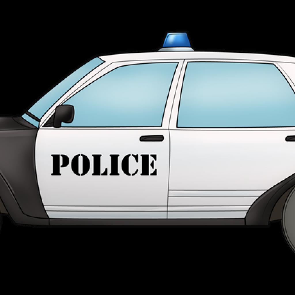 Cop Car Clipart at GetDrawings